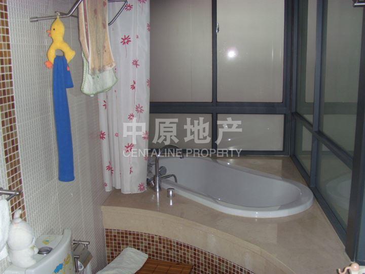 新城碧翠地处上海浦东高桥森兰板块,是上海的第四大国际社区 高清图片
