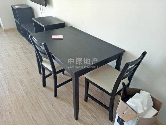 万达新公馆(1068号),主卧朝南,大平层,繁华地段,中式风格