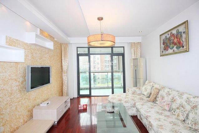 两房朝南,大平层,小区中心位置,采光充足,现代风格